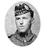 Private Robert Anderson, Dundrennan